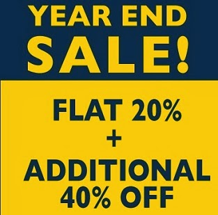 Basicslife Year End Sale: Flat 20% + Extra 40% Off on Clothings