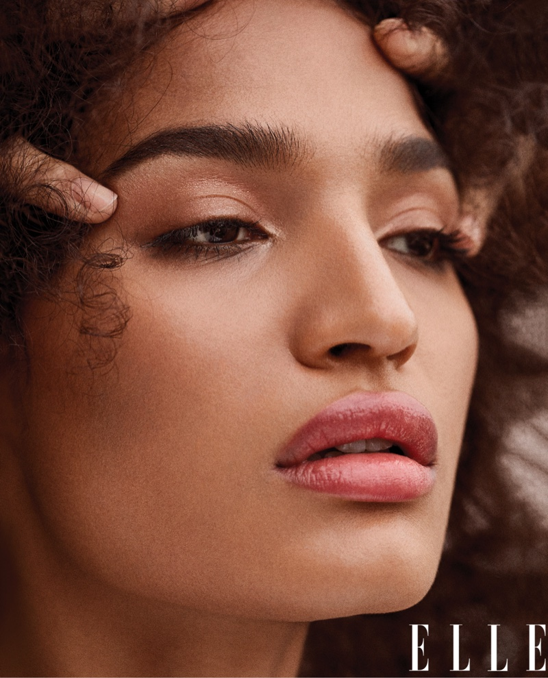 Indya Moore for ELLE US June 2019