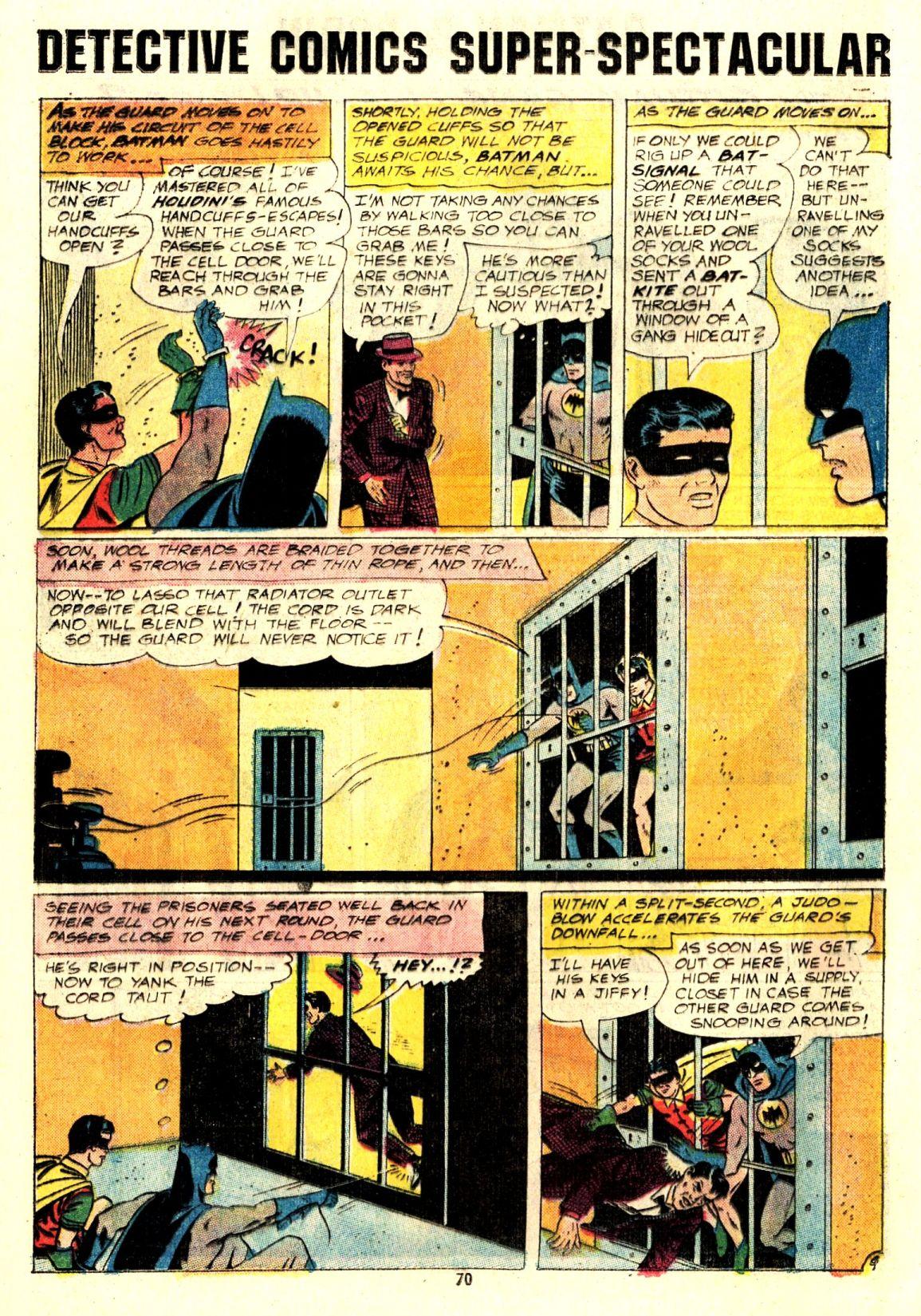 Detective Comics (1937) 438 Page 70