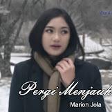 Lirik Lagu Pergi Menjauh by Marion Jola - Official dunialirik.NET