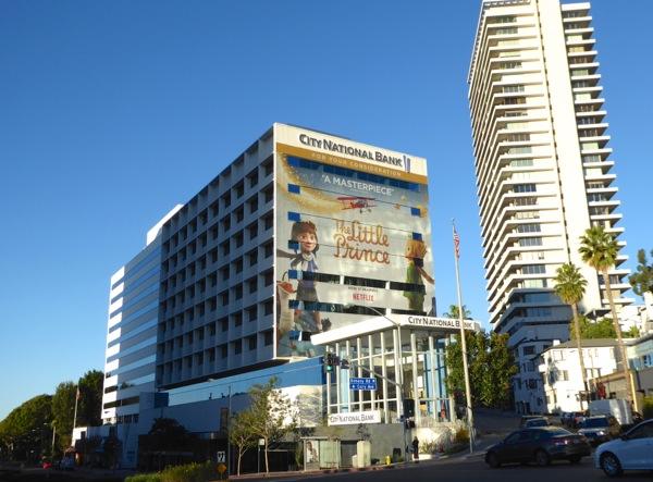 Little Prince giant consideration billboard