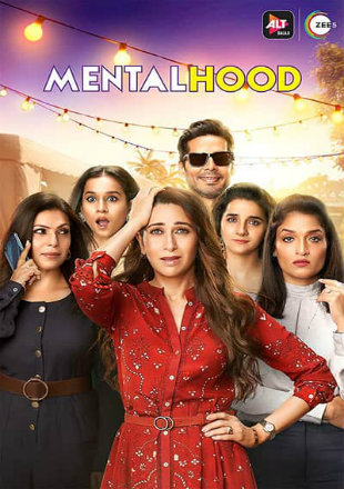 Mentalhood 2020 Complete S01 Full Hindi Episode Download HDRip 720p