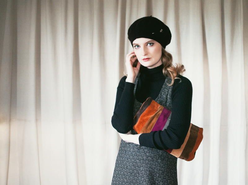 The Flying Clubhouse: Artist's Beret