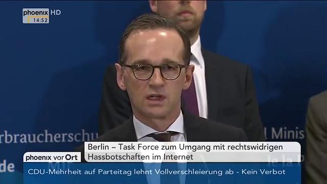 """Außerhalb der Gesetze: Die unheimliche """"Task Force"""" des Heiko Maas"""