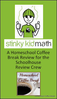 Stinky Kid Math review by Homeschool Coffee Break @ kympossibleblog.blogspot.com