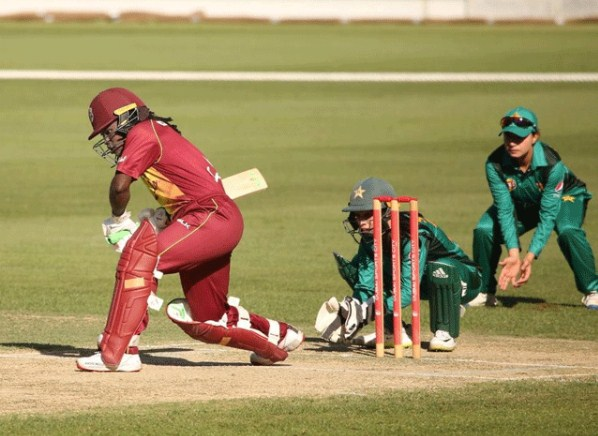 West Indies defeated the National Women's Team in the first one-day match