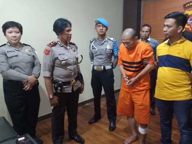 Polisi Tembak Spesialis Maling Kos-kosan dan Rumsong