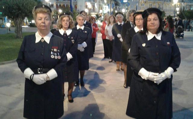 Εθελοντές Νοσηλευτικής του Περιφερειακού Τμήματος ΕΕΣ Άργους στους εορτασμούς του Αγίου Πέτρου