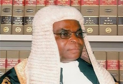 Justice Onnoghen may not be Nigeria's substantive CJN – Fayose