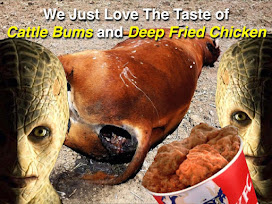 ALIENS LOVE KFC & CATTLE BUMS