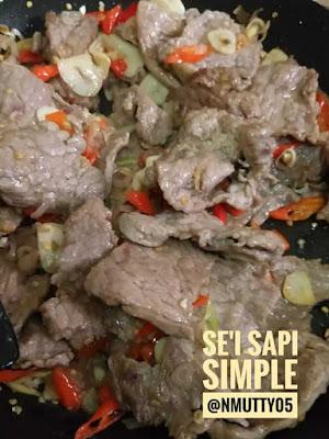 Se'i Sapi Simple - NMUTTY.com