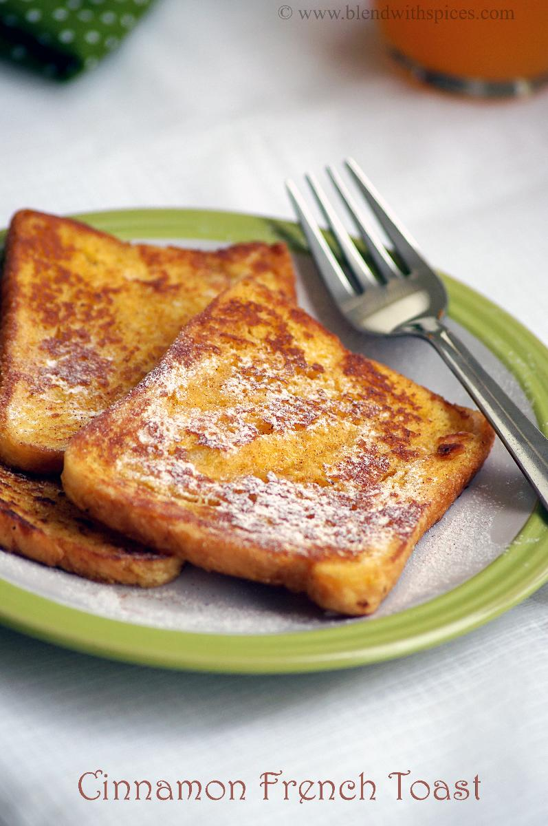 how to make cinnamon french toast youtube