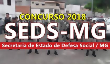 Apostila Concurso SEDS-MG 2018