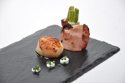 Una de las modernas tapas que ofrece el restaurante Lili Cook Gastrobar