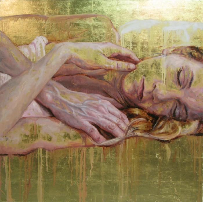 Связь между матерью и ребенком. Michelle Doll 9