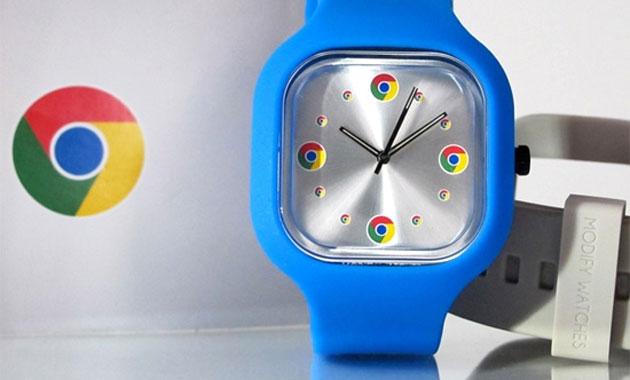 Google Joins The Race of Smartwatches