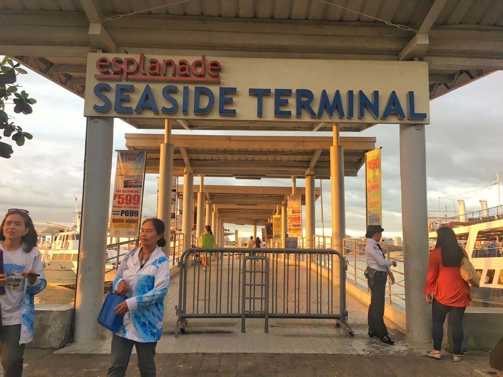 manila bay cruise tour blog review