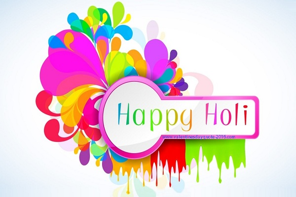 Happy Holi 2017 Wishes Quotes Songs