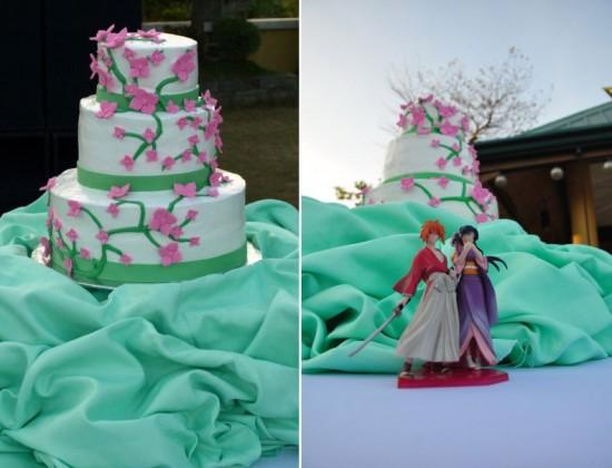 Anime Inspired Wedding