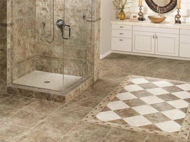 gambar keramik kamar mandi sederhana