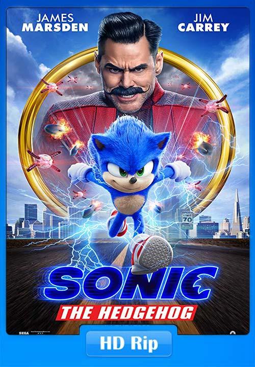 Sonic The Hedgehog 2020 720p WEBRip x264 | 480p 300MB | 100MB HEVC