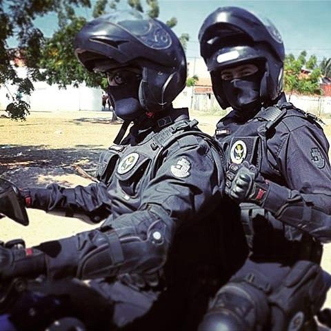 Resultado de imagem para policiais do raio sobral