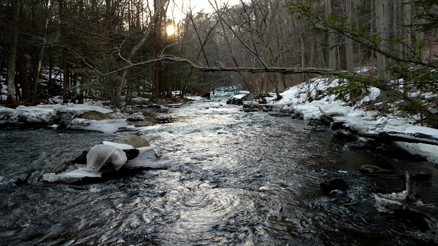 Парк Хеклберні, Нью Джерсі (Hacklebarney State Park, NJ)
