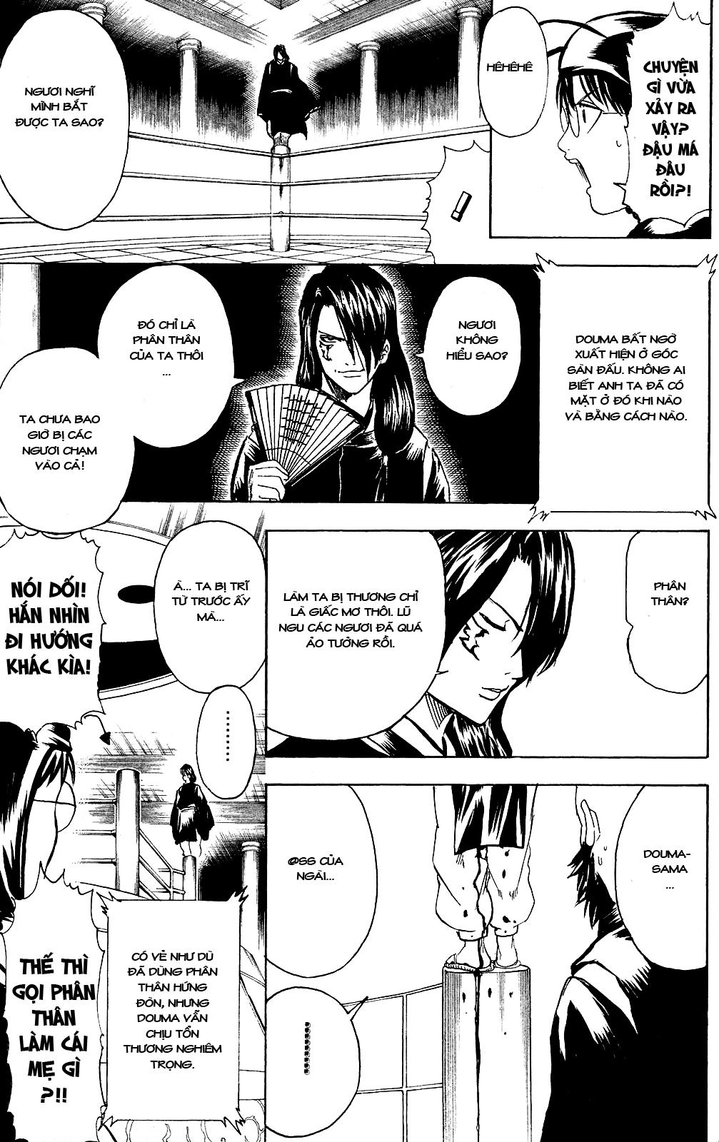 Gintama Chap 286 page 8 - Truyentranhaz.net