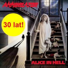 Annihilator - 30 lat Alice in Hell