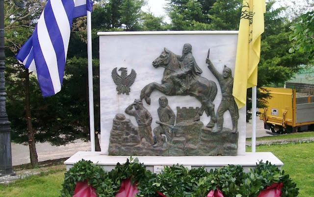 Καλαμάτα: Εγκαίνια μνημείου Γενοκτονίας του Ποντιακού Ελληνισμού το 2019