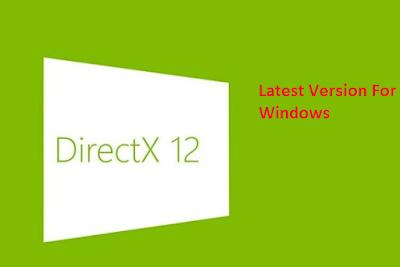 Direct-x-offline-installer