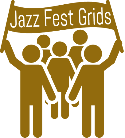 Jazz Fest Grids up for 2017 New Orleans Jazz Fest
