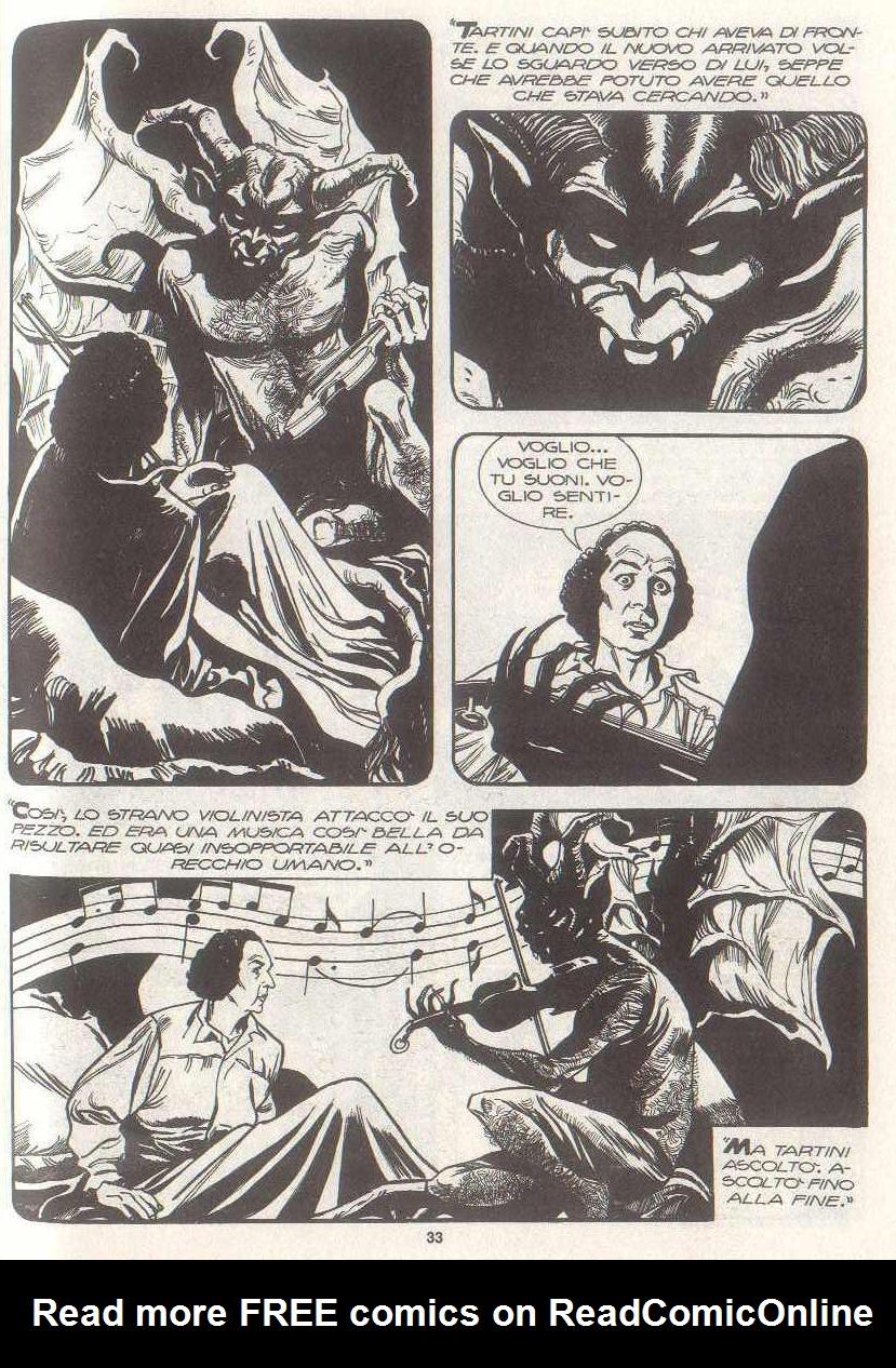 Scusa Ma Tu Suoni comic dylan dog (1986) issue 220