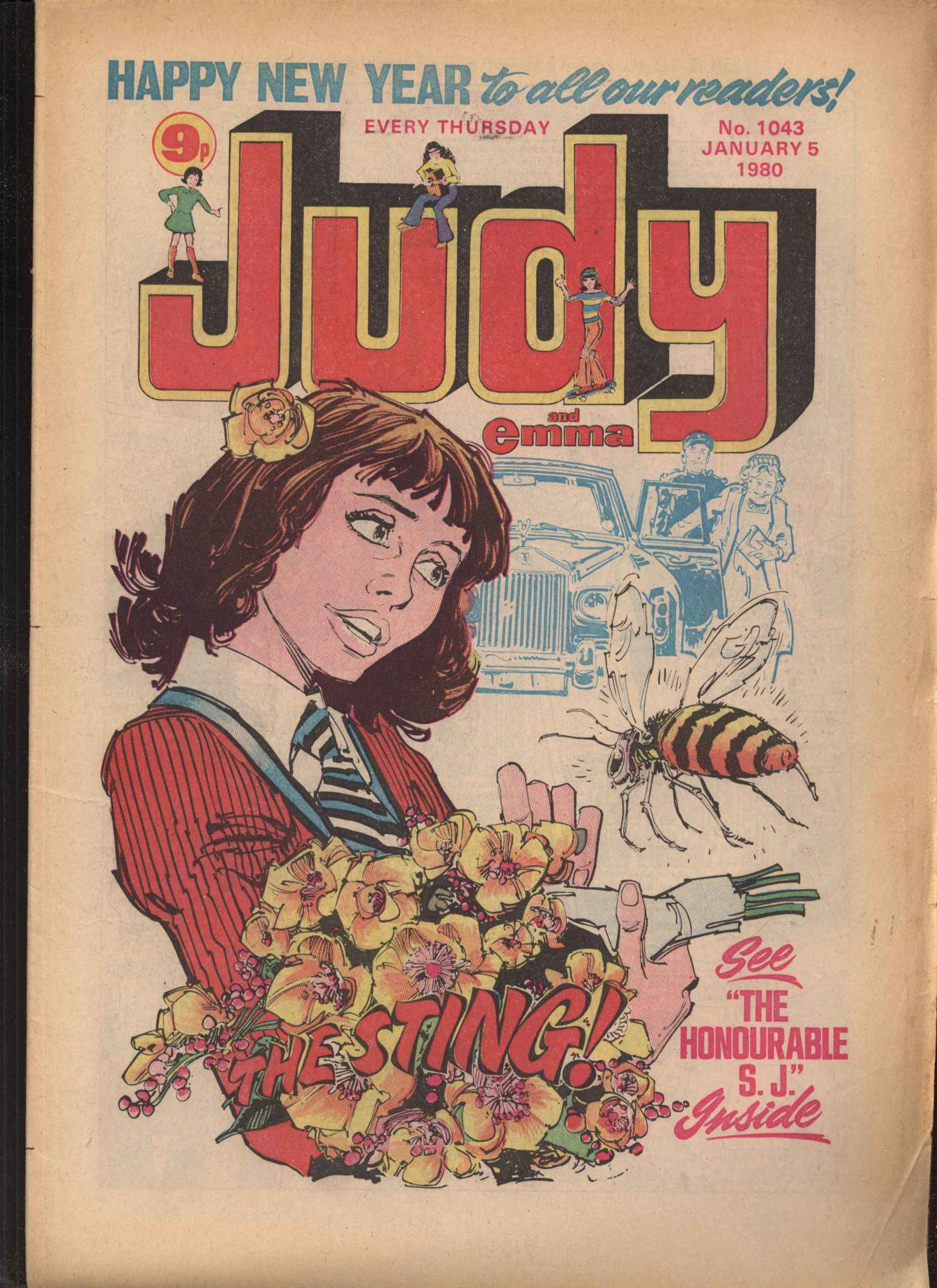 Read online Judy comic -  Issue #43 - 1