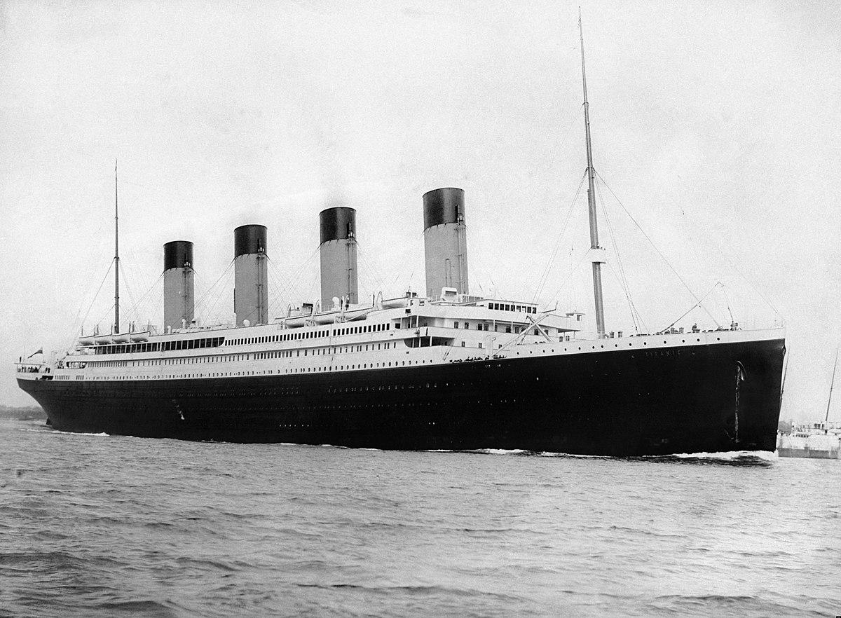 """Интерьеры """"Титаника"""""""