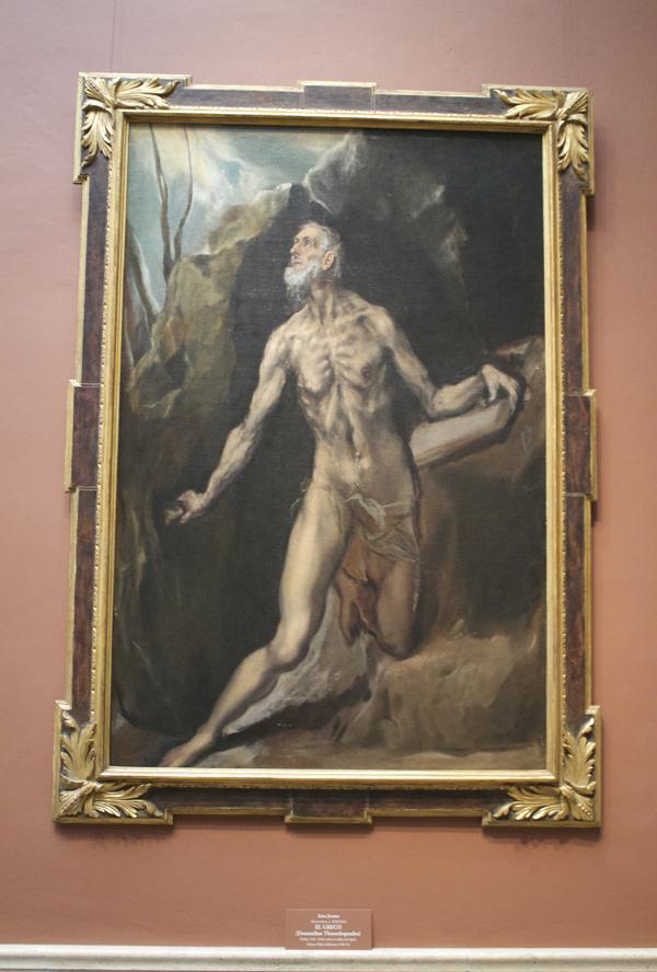 Saint Jerome, El Greco (Domenikos Theotokopoulos), Saint Jerome Painting, Museum Hack, Museum Hack National Gallery of Art Tour, NGA, DC Museums to Visit