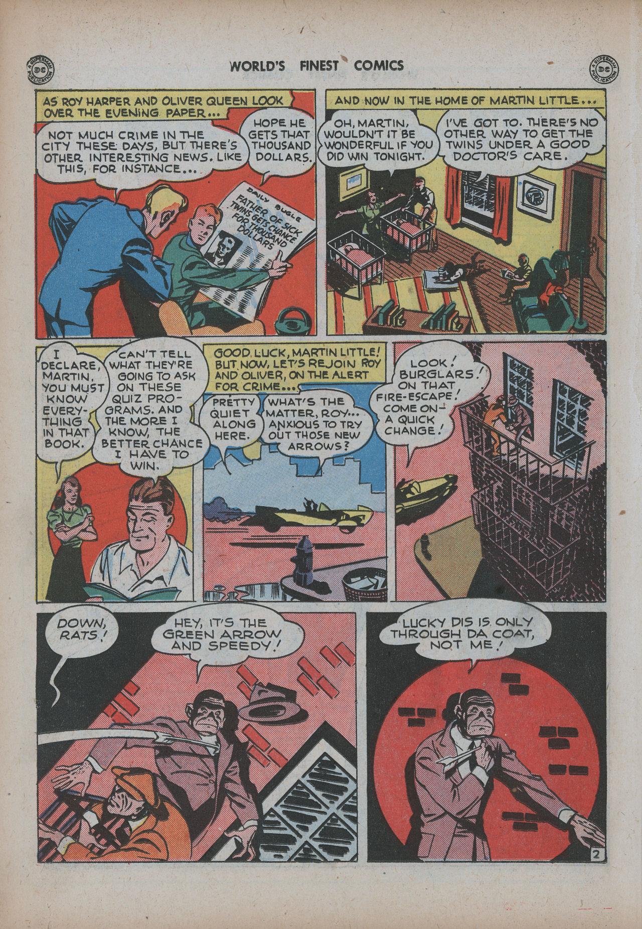 Read online World's Finest Comics comic -  Issue #20 - 18