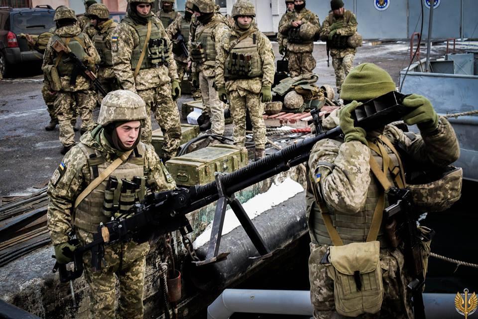 Морська піхота перевірила нові десантні катери