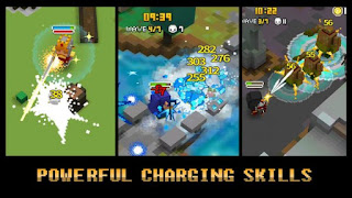 Cube Knight Battle Of Camelot v2.04 Mod Android Hack APK Download