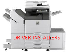 Sharp MX-4050N Driver Download and Installers