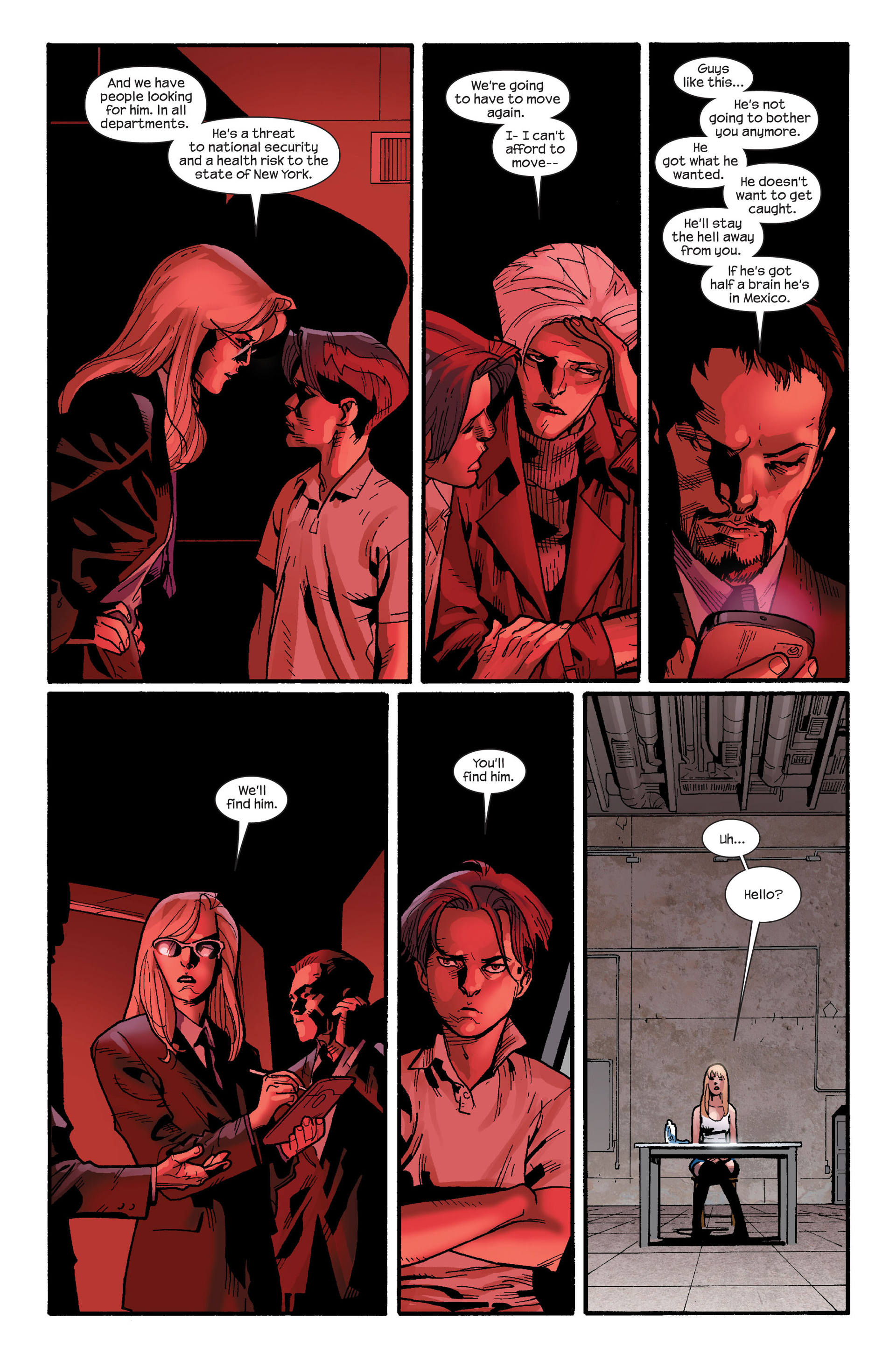 Read online Ultimate Spider-Man (2000) comic -  Issue #128 - 21