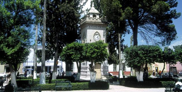 Visita a Parras de la Fuente, Coahuila