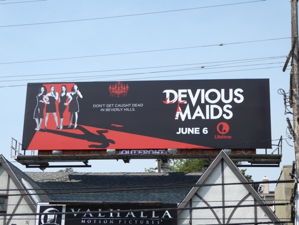 Devious Maids season 4 billboard