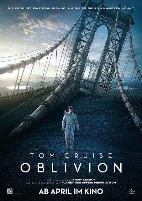 Filme, die ich mag: Oblivion