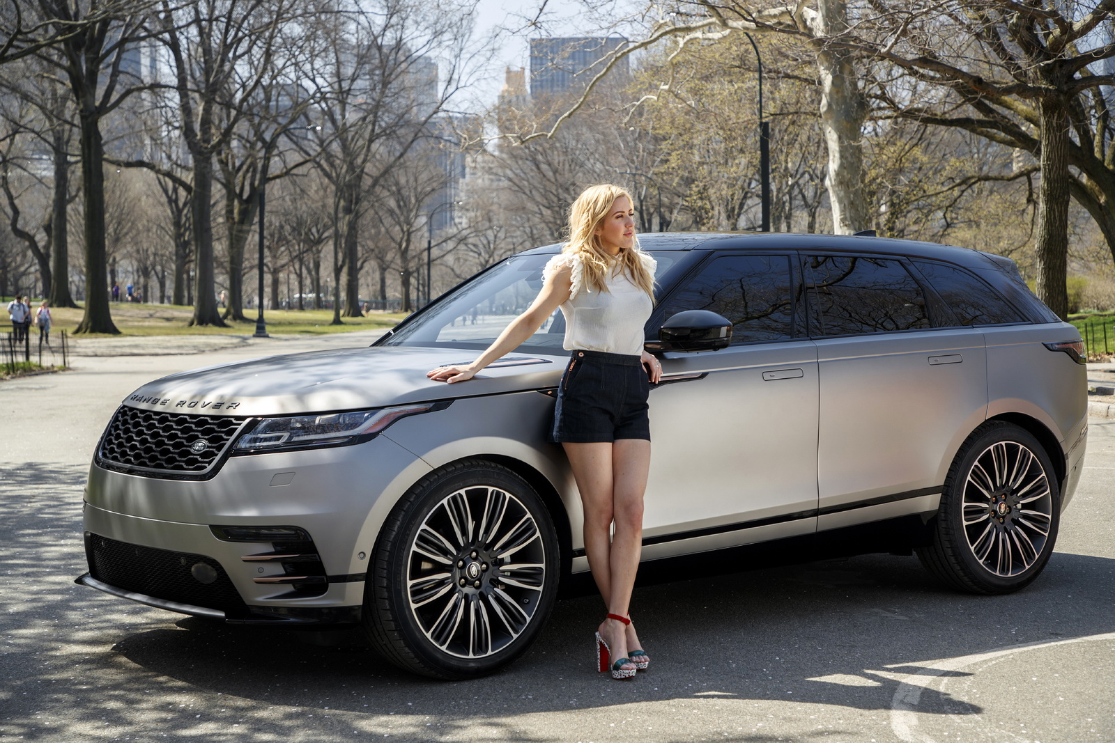 Range Rover Velar Lands In The U S At The Hands Of Singer