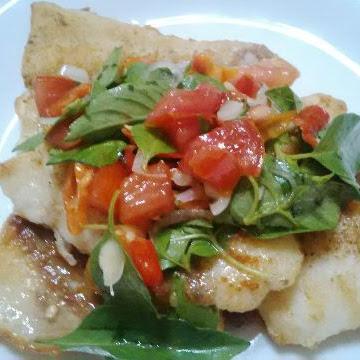 Yuk, Makan Ikan Dori Dabu-Dabu