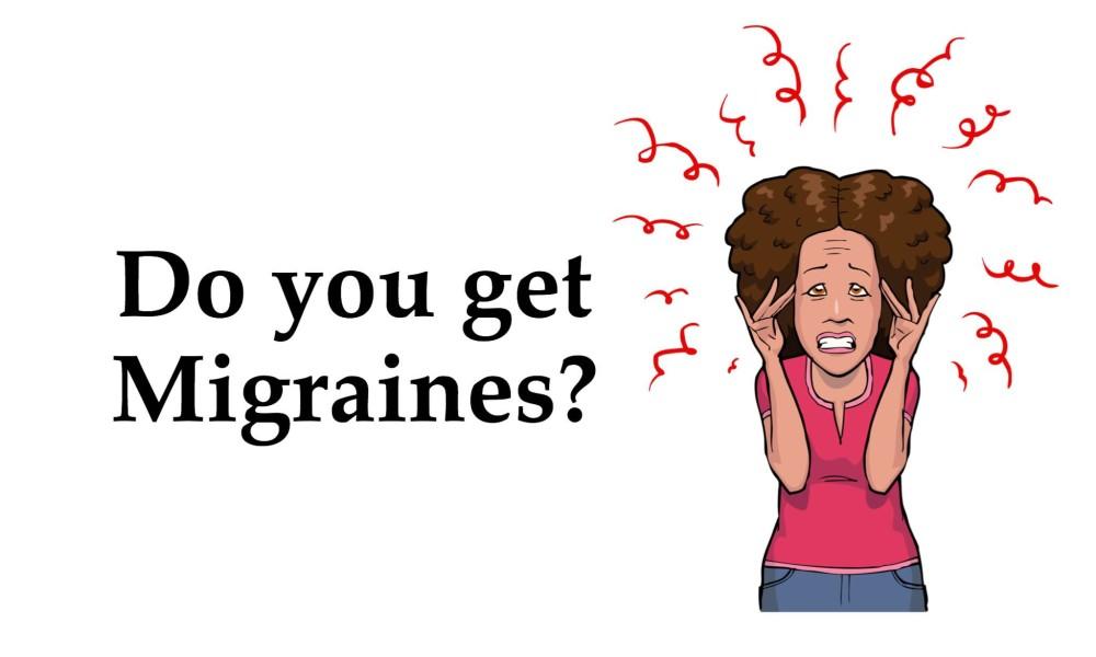 migraine, sakit kepala, darah rendah, sebab sakit kepala, tanda-tanda darah rendah, cara hilangkan sakit kepala, tips hilangkan sakit kepala