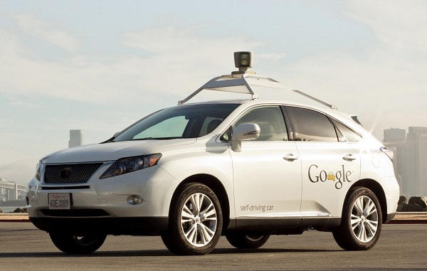 Google's Driver-less Car
