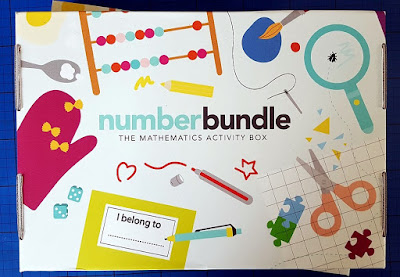 Numberbundle Activity Boxes Review And Giveaway