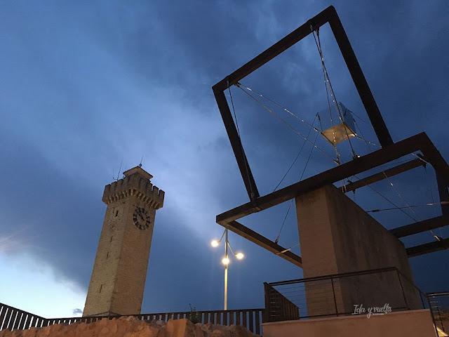 Cuenca Torre Mangana